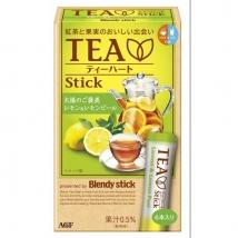 AGF ชาเลม่อน Lemon tea stick