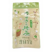 ชาเขียวอิเซะชา เน้นสารสกัดคาเทชิน ชนิดซองปิรามิด teabag ละลายน้ำง่าย