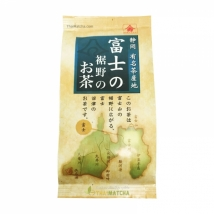 ชาเขียวจากต้นเขาฟูจิ แหล่งปลูกชาที่มีชื่อเสียงมากในจังหวัดชิซุโอกะ