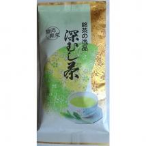 ชาเขียวฟุกามุชิ ชนิดใบ คัดพิเศษ ส่งตรงจากชิสุโอกะ