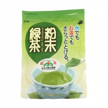 Mie Green Tea Powdered ชาเขียวผง (ชงได้ทั้งน้ำร้อนและเย็น)