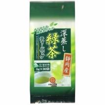 Maruko ชาเขียว ฟุกะมุชิ ชนิดถุง tea bag