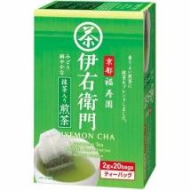 ชาเขียว เซนฉะ Fukujuen Iemon ผสมอุจิมัทฉะ