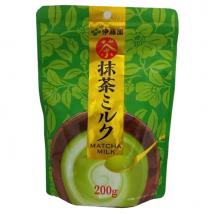 ชาเขียวมัทฉะลาเต้ อิโตเอ็น ซองใหญ่ itoen matcha milk 200g