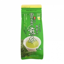 IEMON Green Tea ชาเขียวใบ อิม่อน ผสมมัทฉะจากเมืองอุจิ