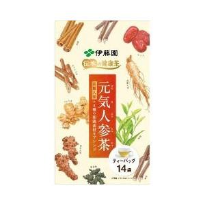 ชาโสมสุขภาพ จากอิโตเอ็น สกัดจากรากธัญพืชนานาชนิด