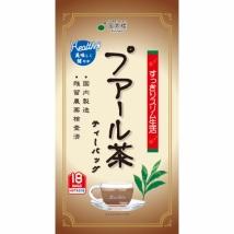 Puer tea ชาผู่เอ๋อร์ บรรจุ 18 ซอง