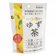 Kracie Foods Komitsu citron tea 6 bags ชามะนาว โคมิทซึ บรรจุ 6 ถุง
