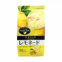 Meiji Happy Style Lemonade Tea ชามะนาว มีวิตามินซีสูง
