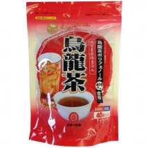 ชาอู่หลง maruko ชนิด tea bag บรรจุ 40 ซอง