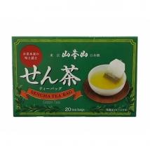 ชาเขียวญี่ปุ่น เซนฉะ sensha teabag ชนิดถุงชา บรรจุ 20 ถุง