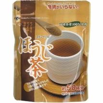 Maruko ชาโฮจิ ชนิดผง ชงได้ 50 แก้ว