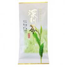 ชาเขียว ฟุกามุชิ fukamushi ให้รสชาเขียวกลมกล่อมอร่อย ชงได้นานหลายน้ำร้อน