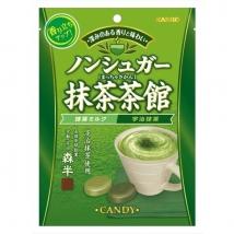 Kanro Candy ลูกอมชาเขียวมัทฉะ อร่อยเข้มข้น ไม่มีน้ำตาล