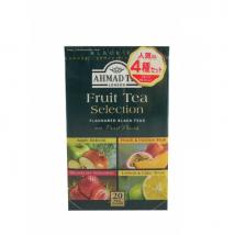 ชาผลไม้  AHMAD Fruit Tea มีหลายรสในกล่อง