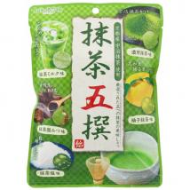Honpo Matcha ลูกอมมัทฉะชาเขียว