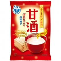 Kracie Amazake สาเกหวาน รสชาติหวานดื่มง่าย บรรจุ 2 ซอง