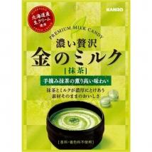 Kanro Premium Milk Candy  ลูกอมชาเขียวมัทฉะ