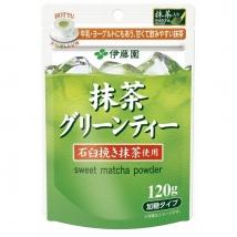 ITOEN Sweet Matcha Greentea ชาเขียวมัทฉะ รสชาติออกหวานนิดๆ สำหรับคนที่ดื่มชาเขียวแล้วรู้สึกขม