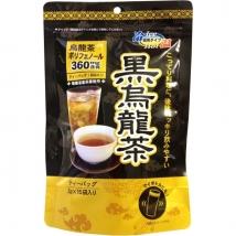 ชาอู่หลง ชนิด tea bag มี polyphenol 360 mg 1 ซองใส่กระติ๊กน้ำได้พอดี
