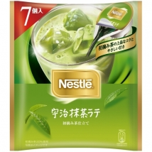Nestle อุจิมัทฉะลาเต้ ชนิดแคปซูล สำหรับ 7 ที่