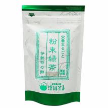 อิเซะชา isecha Greentea ชาเขียวมัทฉะ รสชาติหอมอร่อยที่สุด จากญี่ปุ่นแท้ 100%  ซองใหญ่ 100 กรัม  ชงได้ 200 แก้ว