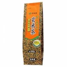 ITOEN  Genmaicha ชาเขียวข้าวคั่วญี่ปุ่น  หอม อร่อย แพ็คใหญ่ 300g