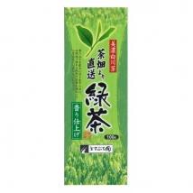 ชาเขียวส่งตรงจากไร่ มิโนชิโระคาว่า minoshirokawa คัดแต่ใบชาหอมๆ