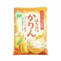 ชาลูกแพรผสมน้ำผึ้ง Kracie บรรจุ 3 ซอง