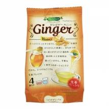 Plus Natural Ginger Honey ชาขิง ผสมน้ำผึ้ง รสชาติกลมกล่อม