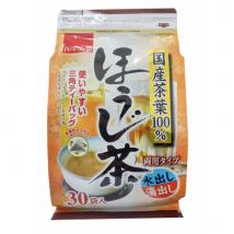 ชาโฮจิ  Hojicha  ชนิดซอง tea bag 30 ซอง
