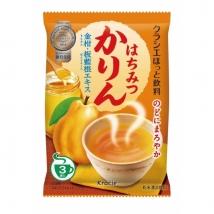 ชาลูกแพรผสมน้ำผึ้ง Kracie