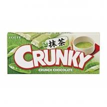 CRUNKY COOKIE คุกกี้มัทฉะชาเขียว