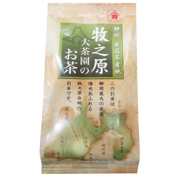 ชาเขียว จากแหล่งผลิตที่มีชื่อเสียงของชิสุโอกะ