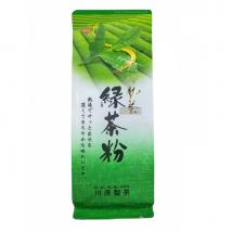 ชาเขียวอิเซะชา ชนิดใบปั่นละเอียด ได้รสชาเขียวออกมาง่ายเมื่อเติมน้ำร้อน