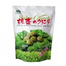 ขนมญี่ปุ่น Balmy Crunch Green Tea