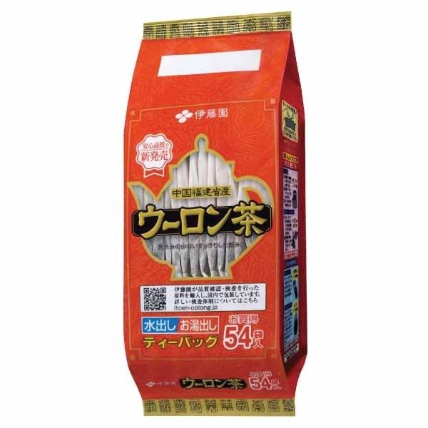 ชาอู่หลง อิโตเอ็น ITOEN Oolong Tea Bag 54 ซอง แพ็คใหญ่