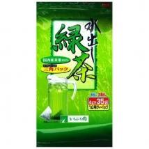 Mizuide green tea สำหรับใส่เหยือก 4gx35 ถุง