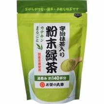 Maruko ชาเขียวผง ผสมอุจิมัทฉะ ชงได้ 140 แก้ว