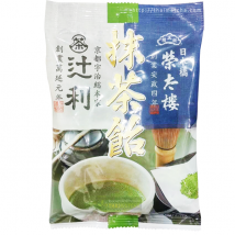ลูกอมชาเขียว มัทฉะ จากTsujiri เกียวโต