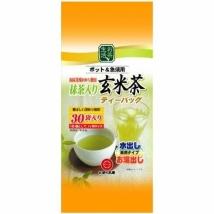 Maruko ชาเขียวข้าวคั่ว เกมมัยฉะ ชนิดซอง tea bag