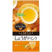 Meiji เครื่องดื่มขิง ดื่มแล้วสดชื่น ได้รสชาติขิง