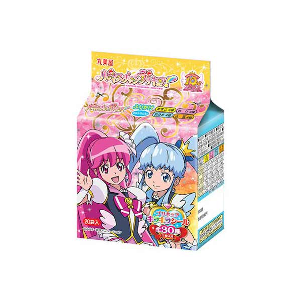 ผงโรยข้าว Pretty Cure บรรจุ 20 ซอง