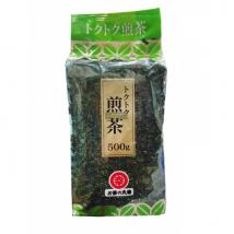Maruko ชาเขียว เซนฉะ Sencha ชนิดใบ คัดพิเศษ ขนาดสุดคุ้ม 500g