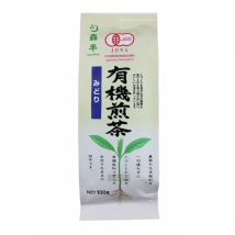 ชาเขียวเซนฉะออร์แกนนิค Organic Sencha จาก Morihan