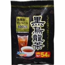 ชาอู่หลง ชนิด tea bag ชงร้อน ชงเย็นได้ ใส่กระติ๊กน้ำได้ แพ็คใหญ่ 54 ถุง