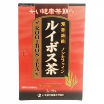 ชารอยบอส บำรุงเลือด Rooibos Tea จาก Yamamoto ไม่มีคาเฟอีน