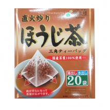 Kunitaro ชาโฮจิ แบบซองปิรามิด Tea bag บรรจุ 20 ซอง