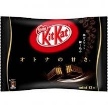 Kit Kat  Dark  Chocolate บรรจุ 13 ซองย่อย