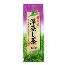 ชาเขียว ฟุกามุชิ จากจังหวัด ชิสุโอกะ รสกลมกล่อม